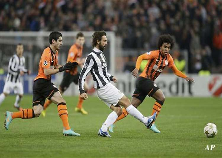 juve through chelsea out in champions league- India Tv