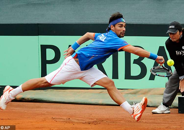 youzny fognini advance at st. petersburg open- India Tv