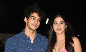 Janhvi Kapoor and Ishaan Khatter'sfirst Bollywood