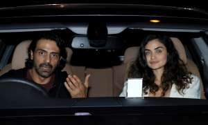Bollywood actor Arjun Rampal, who got divorced from his