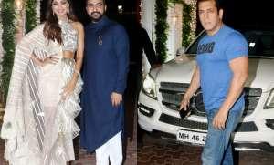 Salman Khan, Karan Johar and other Bollywood celebrities