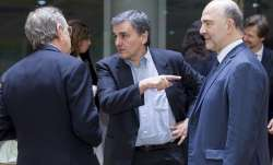Euro finance ministers seek to conclude Greek bailout saga