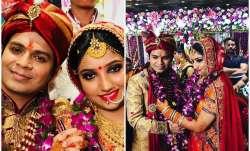 Ankit Tiwari gets married to Pallavi Shukla