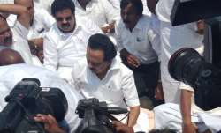 Ram Rajya Rath Yatra enters Tamil Nadu's Tirunelveli, DMK