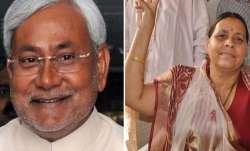 Bihar CM Nitish Kumar and former CM Rabri Devi were elected