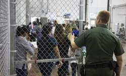 In this photo provided by US Customs and Border Protection,