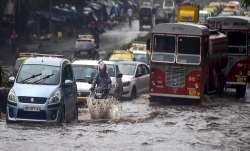 As the southwest monsoon picked up momentum in Mumbai,