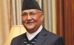 Nepal PM K.P. Sharma Oli is on a five-day visit to China.