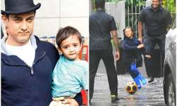 Born to celebrity parents, Aamir Khan and Kiran Rao, Azad