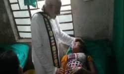 PM Modi meets injured people