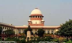 'Criminalisation of politics antithesis to democracy', SC