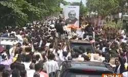 Alvida Atal: Former PM Vajpayee's 'Asthi Kalash Yatra'