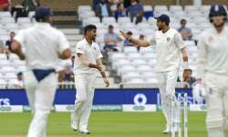 Live Cricket Score, India vs England, 3rd Test, Day