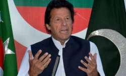 Pak Prime Minister Imran Khan