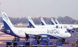 IndiGo bus with 50 passengers catches fire at Chennai