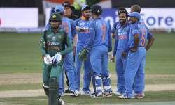 India vs Pakistan 5th ODI, Asia Cup 2018: Indian players