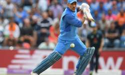 MS Dhoni returns as captain for India vs Afghanistan in the