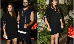 Mira Rajput attended her first Bollywood event post giving