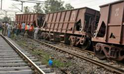 Here's a list of major train mishaps that happened over a