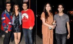 On Thursday, many Bollywood celebrities including Karan