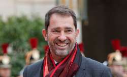 French Interior Minister Christophe Castane