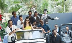 The trailer of one of the most awaited comedy films of the