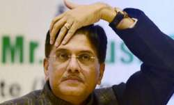 Piyush Goyal given interim charge of Finance Ministry