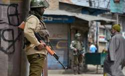 The JeM terrorists were arrested by security forces.