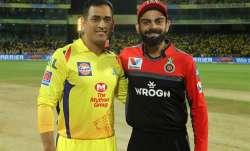 Live Cricket Score, IPL 2019, CSK vs RCB, Match 1: Chennai