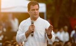 Rahul Gandhi promises Universal Basic Income for family