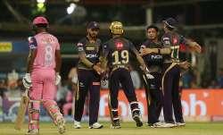 KKR vs RR, Live IPL Score from Eden Gardens: Chawla takes