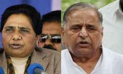 Mayawati | Mulayam Singh
