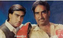 Ajay Devgn's fatherVeeru Devgan passed away on Monday