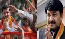 Riding high on Modi wave, BJP set for a clean sweep in Delhi