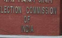 EC notice to MP Congress candidate for passing out 'Nyay'