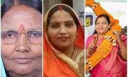 Women MPs from Bihar