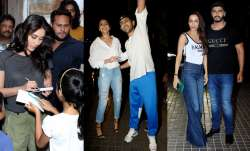 India's Most Wanted screening saw a bevy of Bollywood