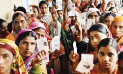 10 per cent polling in early hours of voting in UP