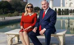 Benjamin Netanyahu and wife Sara