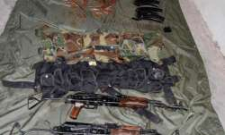 Representational image of illegal arms supplied