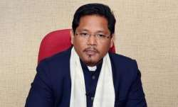 Meghalaya Chief Minister Conrad Sangma