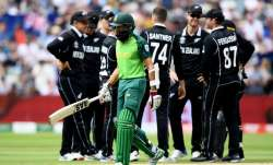 Live Cricket Score, New Zealand vs South Africa, 2019 World