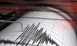 a 5.4-magnitude earthquake jolted Gongxian County in