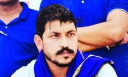 Bhim Army chief Chandra Shekhar