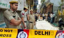 Weeks after clashes, Old Delhi residents uphold traditional