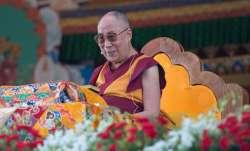 Dalai Lama greets European Commission President