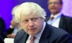 UK won't retreat from global community: Johnson