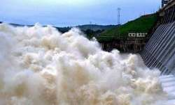 Embankment in Punjab collapses