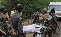 CRPF officer kills self in Kashmir
