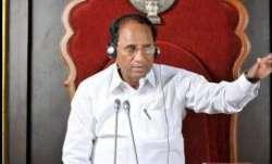 Former Andhra Pradesh speaker K Siva Prasad Rao